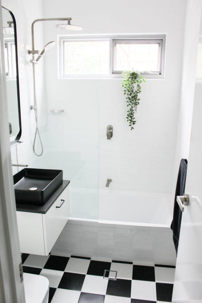 Shower Bath Renovation