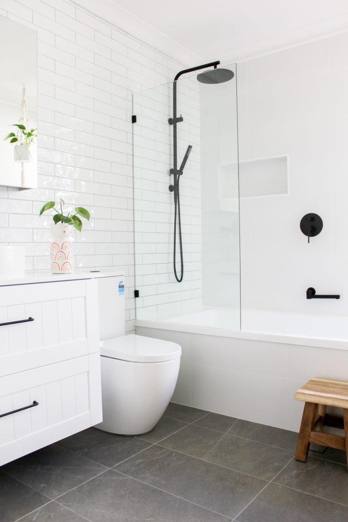 Shower Bath Renovations Perth