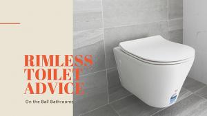 Rimless Toilet Advice