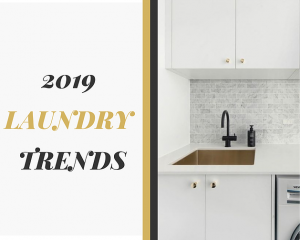 2019 Laundry Trends