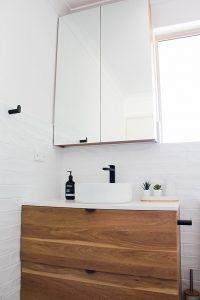 Mirror Storage Cabinet