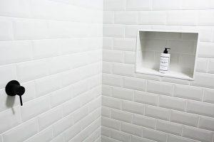 Black Shower Tapware