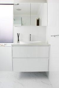 Vanity with Storage