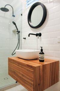 Black Bathroom Tapware