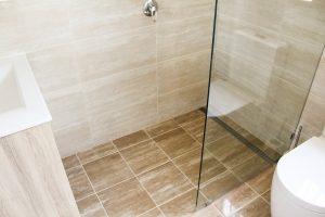 non rectified tile
