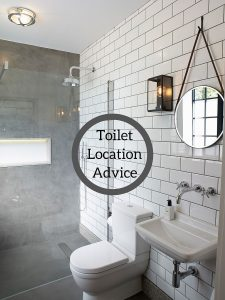 Toilet Location Advice