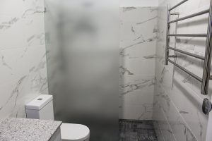 Frosted Shower Screen Advice