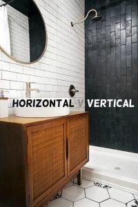 Horizontal V Verical