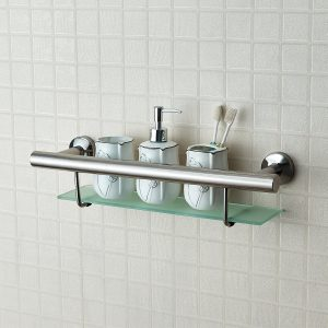 Grab-Rail/Shower-Shelf