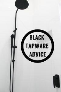 Matte Black Tapware - Pro's and Con's