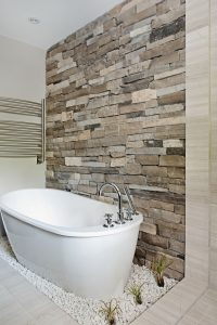 Pros and Cons Stone Feature Wall