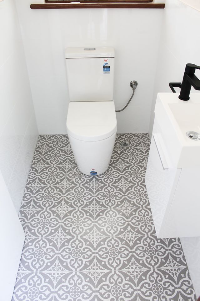 Tiling Toilet Height